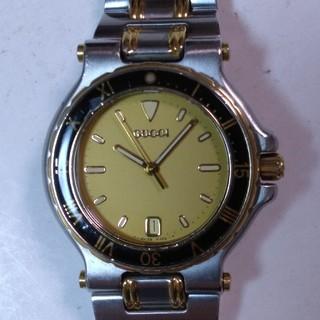 グッチ(Gucci)のGUCCIグッチ9700M腕時計(腕時計(アナログ))