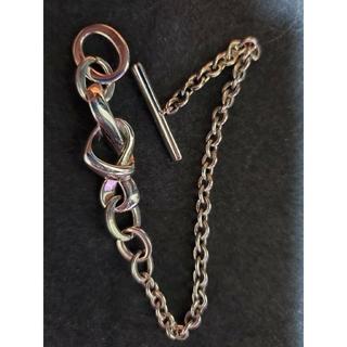 トーガ(TOGA)のmultichane silver bracelet(ブレスレット)