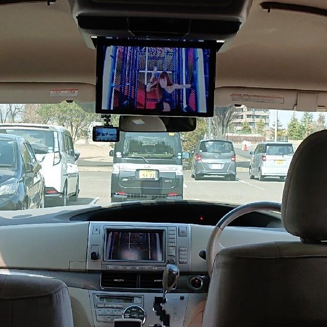 トヨタ(トヨタ)の平成18年式 エスティマハイブリッド G 7人乗 純正エアロ装着車 HDDナビ付 自動車/バイクの自動車(車体)の商品写真