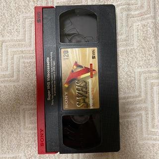 ソニー(SONY)のS-VHS120分テープ 使用済み (124)(その他)
