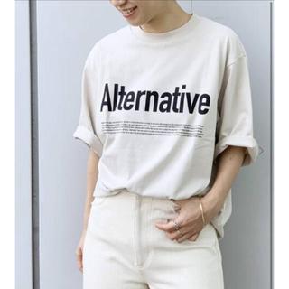 Plage - JANE SMITH/ジェーンスミス】 SP ALTERNETIVE Tシャツ