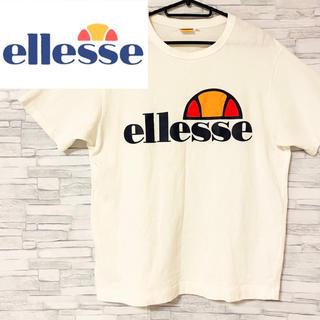 エレッセ(ellesse)のエレッセ Tシャツ半袖 デカロゴ(Tシャツ/カットソー(半袖/袖なし))