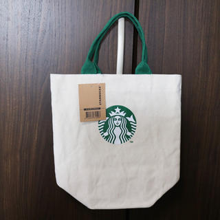 Starbucks Coffee - 【新品】台湾スターバックス  トートバッグ 女神様 ナチュラルカラー