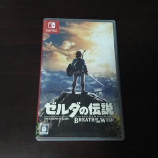 Nintendo Switch - ゼルダの伝説 ブレスオブザワイルド Nintendo Switch