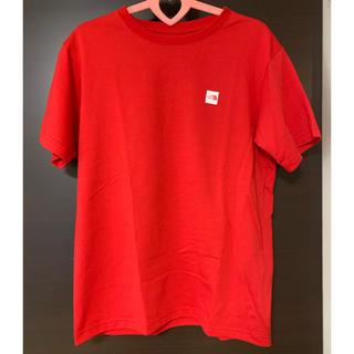 ザノースフェイス(THE NORTH FACE)の【ザ ノースフェイス】 Tシャツ 美品(Tシャツ(半袖/袖なし))