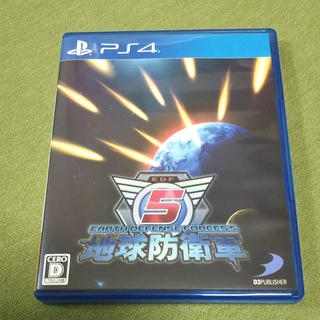 PlayStation4 - 地球防衛軍5 プレステ4ソフト