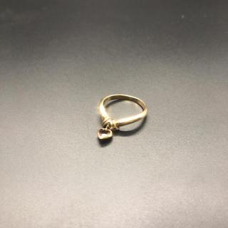 即決 K10 ゴールド リング 指輪(リング(指輪))