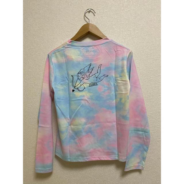 X-girl(エックスガール)のx-girl  新品未使用 レディースのトップス(Tシャツ(半袖/袖なし))の商品写真