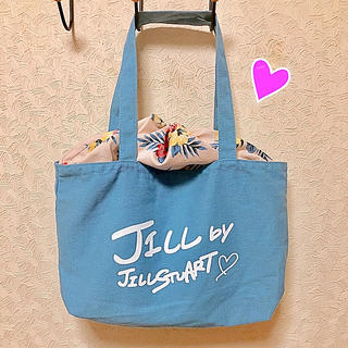 ジルバイジルスチュアート(JILL by JILLSTUART)のジルバイジルスチュアート♡トートバック(トートバッグ)