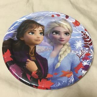 ディズニー(Disney)の日本未発売⭐︎アナ雪2 紙皿(テーブル用品)