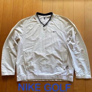 ナイキ(NIKE)のNIKE GOLF ウインドブレーカー 雨用 ゴルフ用(ウエア)