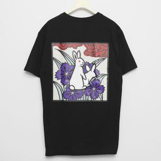FR2 撫子 Tシャツ 京都限定 L(Tシャツ/カットソー(半袖/袖なし))
