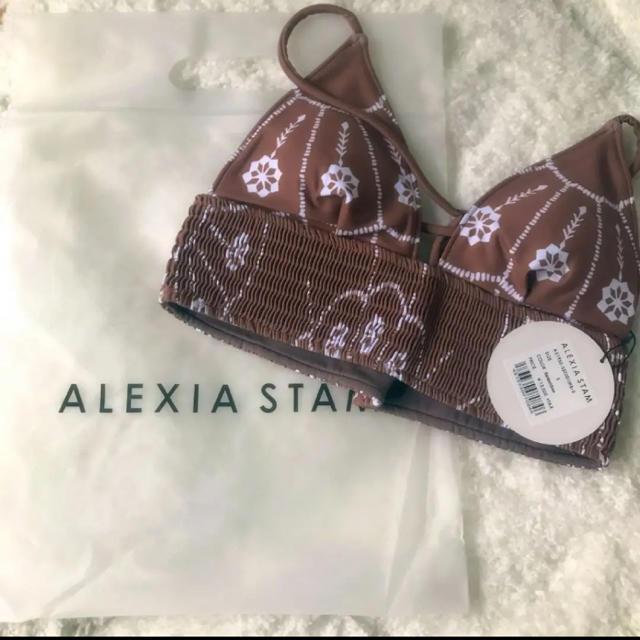 ALEXIA STAM(アリシアスタン)のアリシアスタン Sサイズ レディースの水着/浴衣(水着)の商品写真