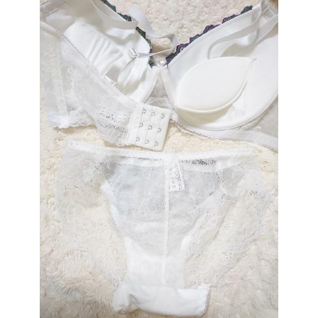 新品未使用☆ブラG70&ショーツM レディースの下着/アンダーウェア(ブラ&ショーツセット)の商品写真