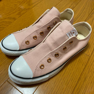 CONVERSE - CONVERSE(ライトピンク)【Ladys/23.0/新品】