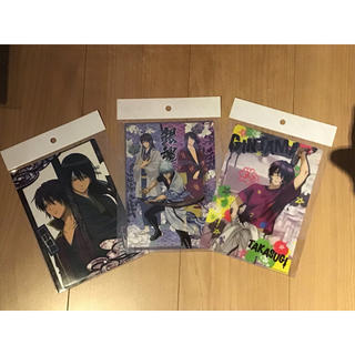 銀魂(313)《ミニクリアファイルコレクション》(クリアファイル)