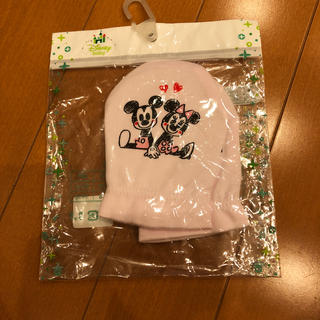 ディズニー(Disney)のミッキーミニーミトン(手袋)