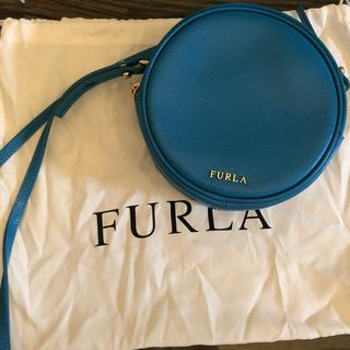 Furla - FURLA ショルダーバッグ ブルー