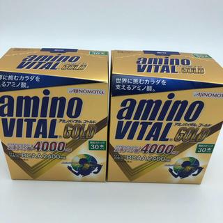 アジノモト(味の素)のアミノバイタルゴールド 30本入り 2個セット(アミノ酸)