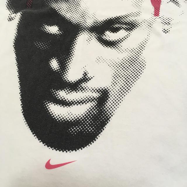 NIKE(ナイキ)の90's NIKE ナイキ デニスロッドマン  Tシャツ メンズのトップス(Tシャツ/カットソー(半袖/袖なし))の商品写真