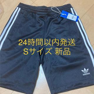 アディダス(adidas)の新品 adidas アディダス オリジナルス ハーフパンツ S ブラック(ショートパンツ)