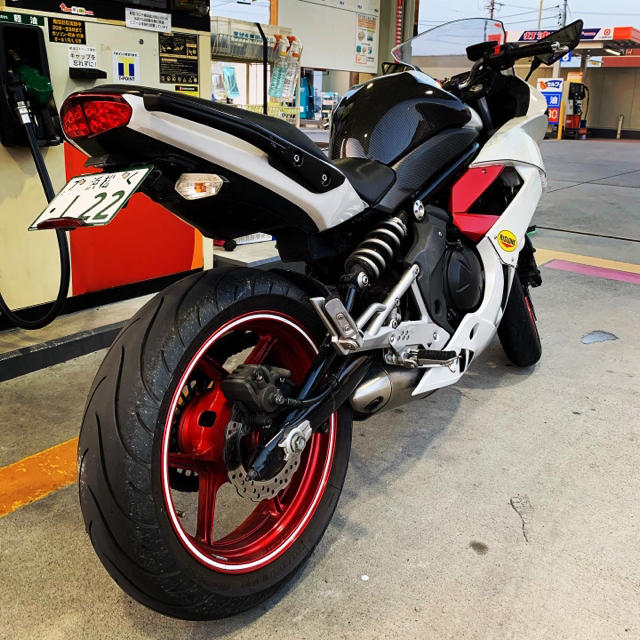 カワサキ(カワサキ)のカワサキ Ninja400R 自動車/バイクのバイク(車体)の商品写真
