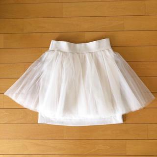 snidel - チュールペプラムスカート