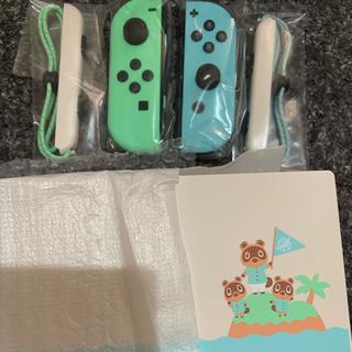Nintendo Switch - 新品 Nintendo  Switch どうぶつの森 ジョイコン ドック