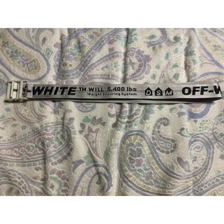 OFF-WHITE - off-white  DSM ベルト