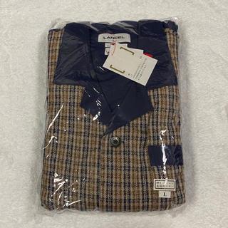 ランセル(LANCEL)の新品未使用♡ LANCEL 長袖 長ズボン メンズ パジャマ 綿 ネイビー 茶色(その他)