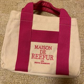 Maison de Reefur - MAISONDE REEFUR トートバッグ