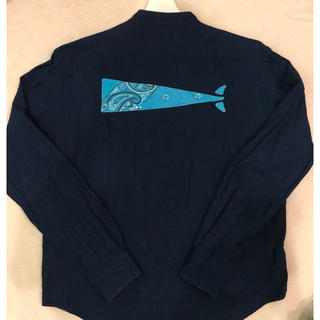 W)taps - DESCENDANT NORMAN/CHAMBRAY LS SHIRT シャツ