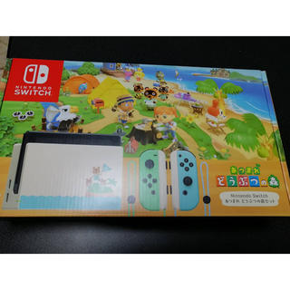 Nintendo Switch - どうぶつの森 switch 限定