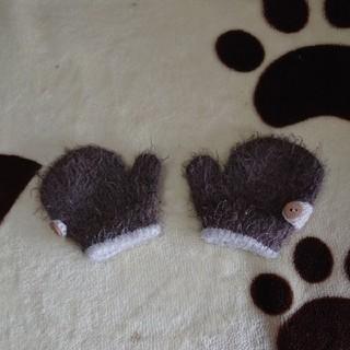 ミトン型手袋(手袋)
