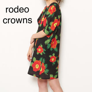 ロデオクラウンズ(RODEO CROWNS)のrodeo crowns(ミニワンピース)