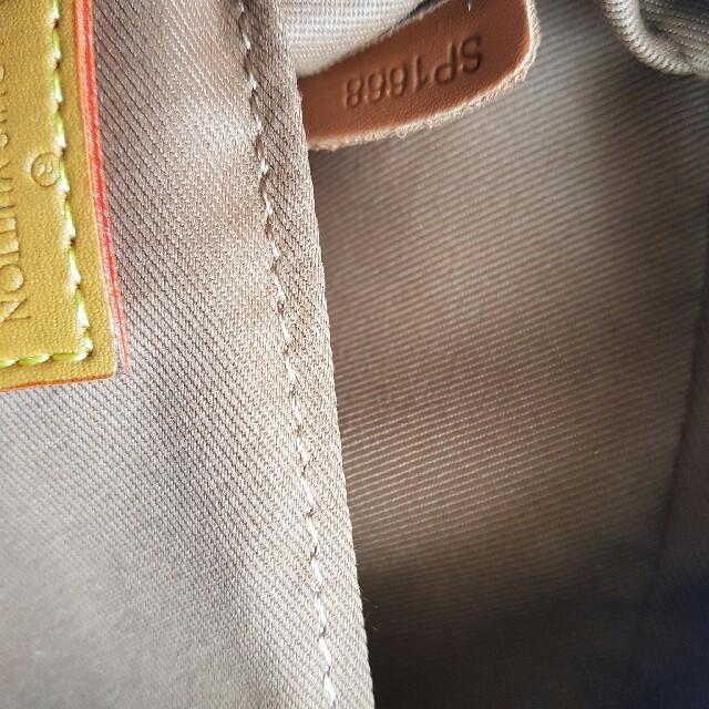 LOUIS VUITTON(ルイヴィトン)の【超希少】ルイヴィトン ミニソフトトランクモノグラム レディースのバッグ(ショルダーバッグ)の商品写真