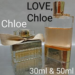 Chloe - クロエ&ラブクロエ オードパルファム バラ売り不可