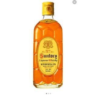 サントリー - サントリー角瓶 復刻版 43度