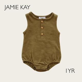 Caramel baby&child  - JAMIE KAY ボディロンパース  1YR