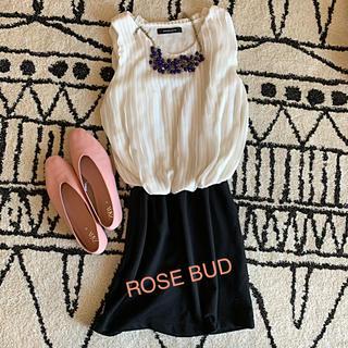 ユナイテッドアローズ(UNITED ARROWS)のROSEBAD ワンピース ドレス(ひざ丈ワンピース)