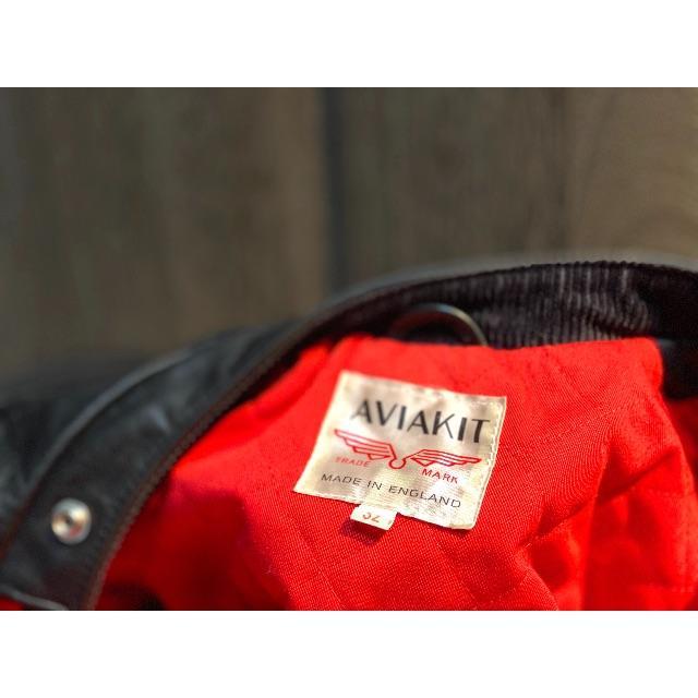 Lewis Leathers(ルイスレザー)のルイスレザー lewis leather GTモンザ サイクロン ライトニング メンズのジャケット/アウター(レザージャケット)の商品写真