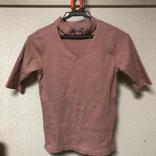 ワンウェイ(one*way)のトップス(Tシャツ(半袖/袖なし))