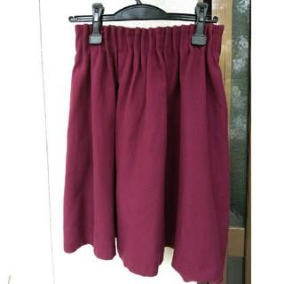 URBAN RESEARCH - アーバンリサーチ レッド 赤 スカート