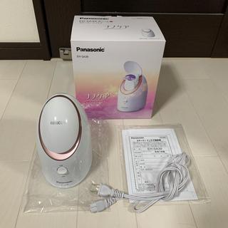 パナソニック(Panasonic)のスチーマー ナノケア コンパクトタイプ ピンク調 EH-SA39-P(1台入)(フェイスケア/美顔器)