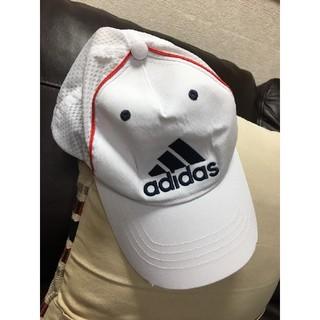 アディダス(adidas)のアディダス adidas  キャップ  (帽子)