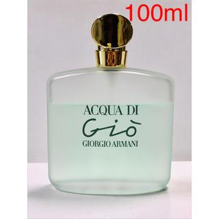 ジョルジオアルマーニ(Giorgio Armani)のジョルジオアルマーニ アクアディジオ 香水 100ml(香水(女性用))