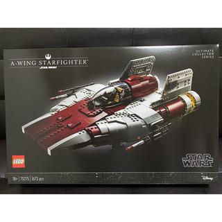 レゴ(Lego)のLEGO スター・ウォーズ Aウイング・スターファイター(SF/ファンタジー/ホラー)
