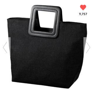 ジーユー(GU)のGU ザツザイトートバッグ ブラック ✨新品未使用✨(トートバッグ)
