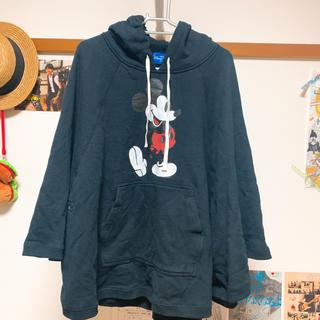 ディズニー(Disney)のミッキー ポンチョ(ポンチョ)