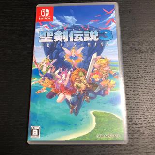 任天堂 - 聖剣伝説3 トライアルズ オブ マナ Switch